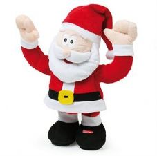 ANIMATED DANCING SANTA (MOVES LIKE JAGGER)
